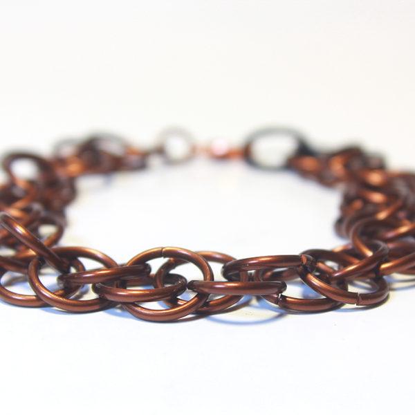 Magic Bracelet, Matte Brown