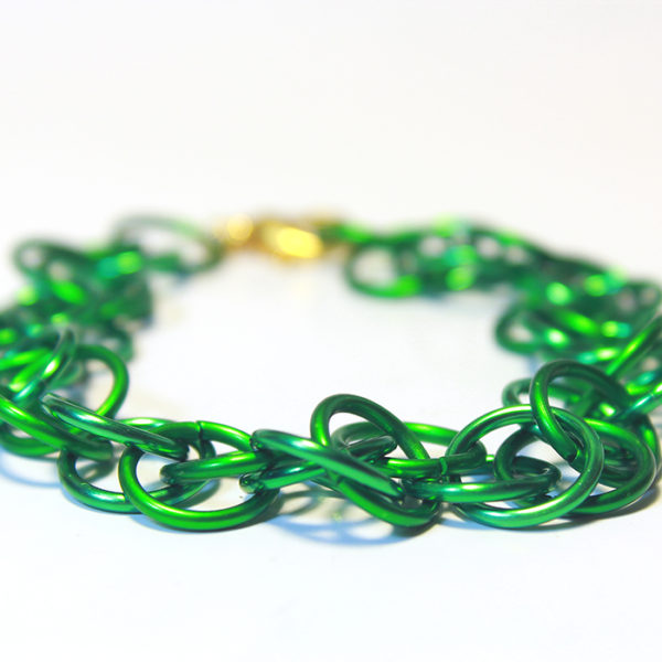 Magic Bracelet, Matte Green
