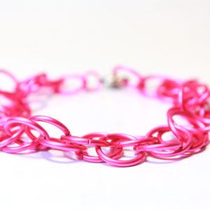 Magic Bracelet, Matte Pink