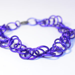 Magic Bracelet, Matte Purple