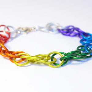 Magic Bracelet, Matte Rainbow