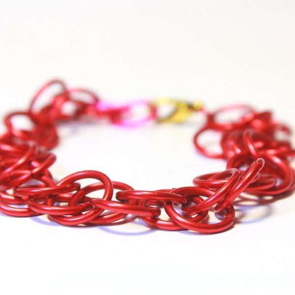 Magic Bracelet, Matte Red