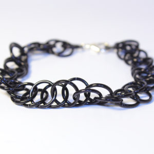 Magic Bracelet, Metallic Black