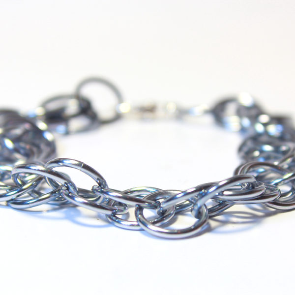 Magic Bracelet, Metallic Platinum