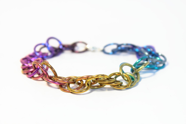 Magic Bracelet Niobium