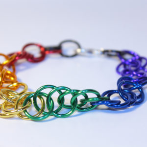 Magic Bracelet, Metallic Rainbow